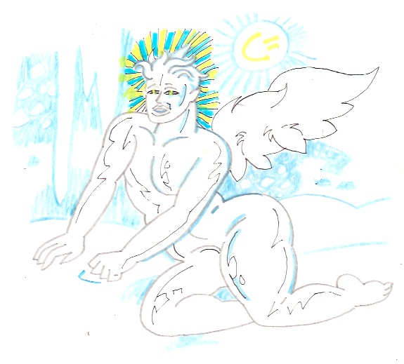 SOLARIEL the Angel of Light